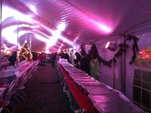 Staten Island, Christmas, food, Patriza's